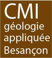 Logo CMI géologie appliquée